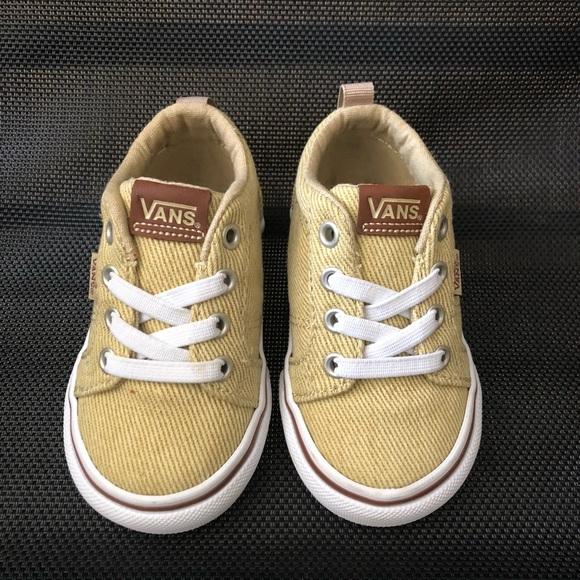 Vans Bishop Slip-on Toddler size 4 c0b217c7e